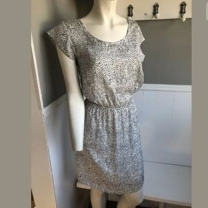 Vera Moda Dress Medium Polka Dot Print